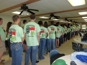 4-h teen retreat