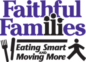 Faithful Families Eating Smart and Moving More logo