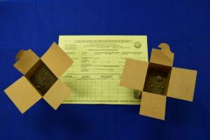 Soil Test Box & Forms