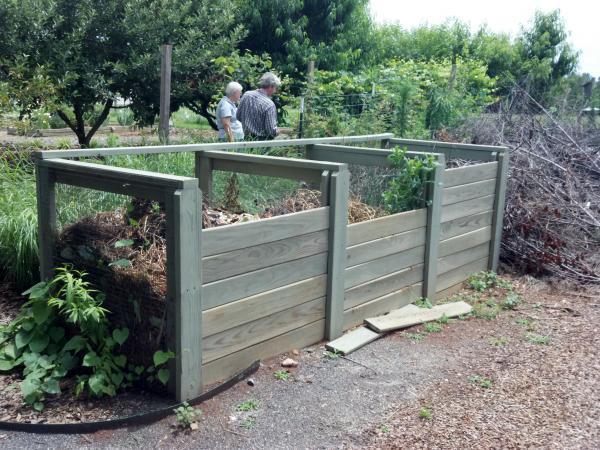 3-Bin Compost System