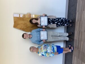 Extension Master Gardener College Scholarship Recipients